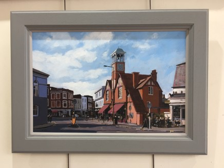 Colin Cook, Wimbledon Village