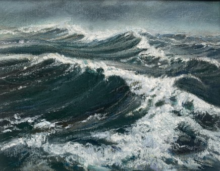 Claire Coskie, Raging Sea