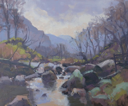 Jennifer Greenland, River Derwent , 2020
