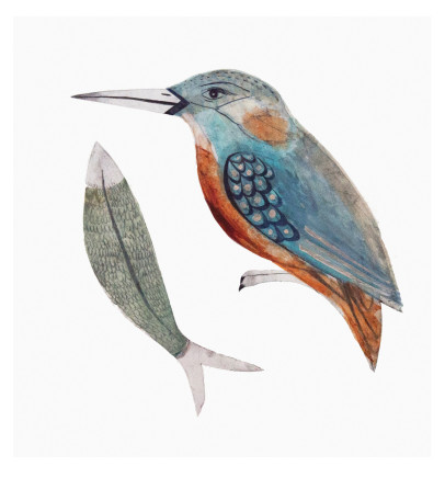 Beatrice Forshall, Kingfisher