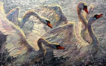 Lana Okiro, Swan Dance