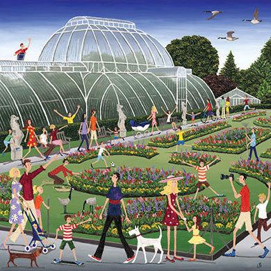Louise Braithwaite, Kew Gardens