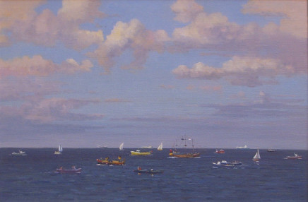 Douglas Hill, Regatta at Whitby