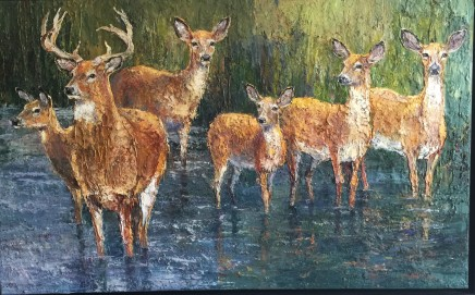 Lana Okiro, Red Deer, Richmond Park II