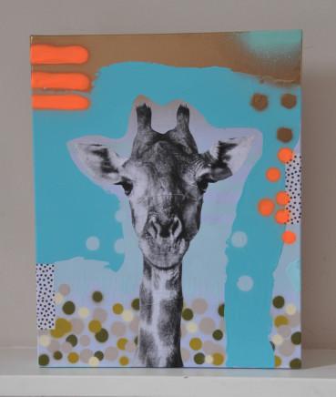 Jimmy Smith, Harry (Giraffe)