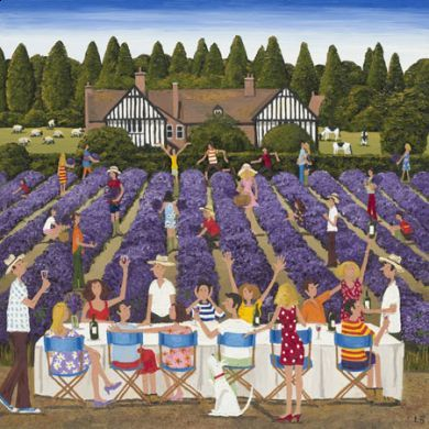 Louise Braithwaite, Lavendar Lunch