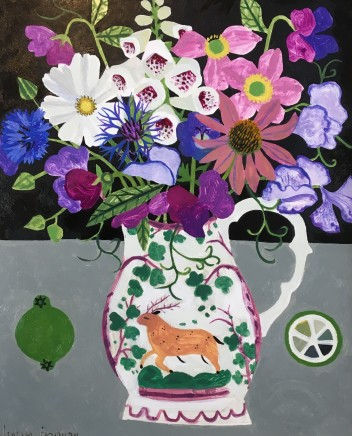 Vanessa Bowman, Last of the Summer Flowers