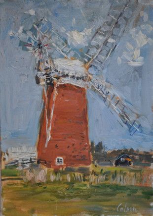 Richard Colson, The Mill, Horsey, Norfolk