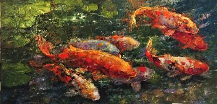 Lana Okiro, Koi Pond