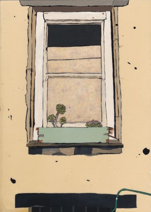 Tracey Oldham, The Window , 2020