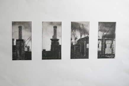 Melanie Bellis, Battersea Power Station Development