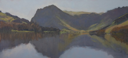 Jennifer Greenland, Reflections Buttermere , 2020