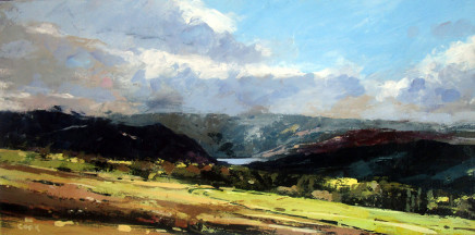 Colin Cook, Overlooking Ullswater