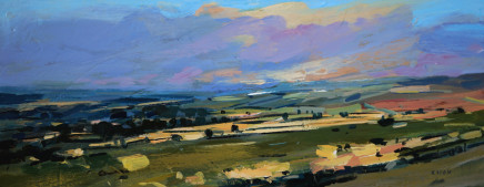 Colin Cook, Evening Light at the Beacon