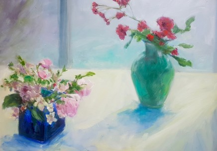 Edwina Broadbent, Winter Roses