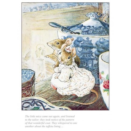 Beatrix Potter, The Little Mice Came out Again