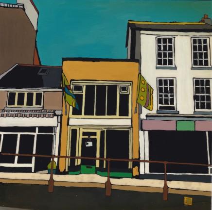 Tracey Oldham, Rosie's Tearoom