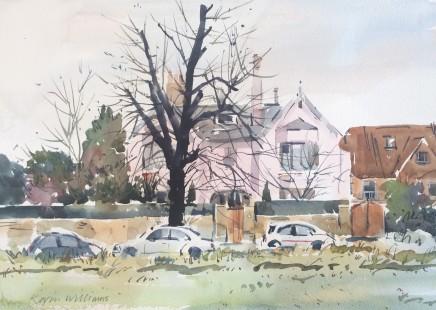Kevin Williams, Wimbledon Common