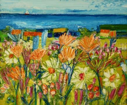Penny Rees, Overgrown Garden , 2020