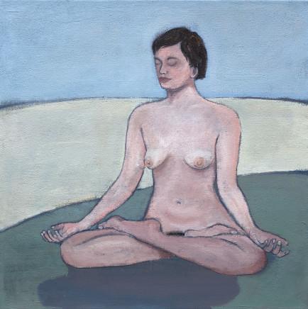 Nigel Sharman, Meditation II , 2020