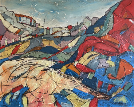 Angela Annesley, Boat Cove, Pendeen