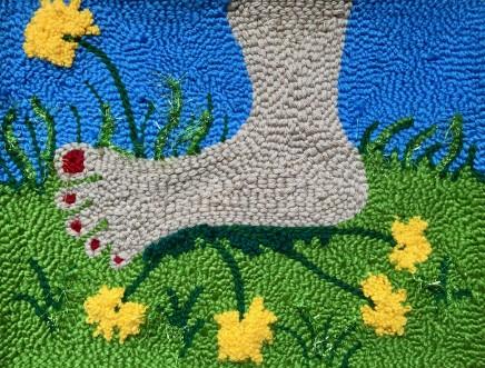 Selby Hurst Inglefield, Half digested dandelions