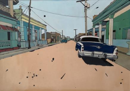 Tracey Oldham, Cuba , 2020
