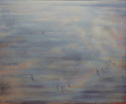 Hannah Davies, Spring Tide Summer Light, 2020