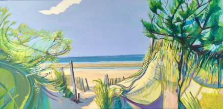 Lesley Munro, Within the Dunes