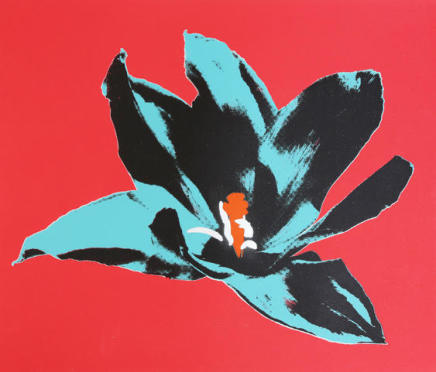 Anne Gournay, Flower Power, Red is the new Black