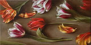 Tanja Moderscheim, Dutch heritage tulips 1620-1760