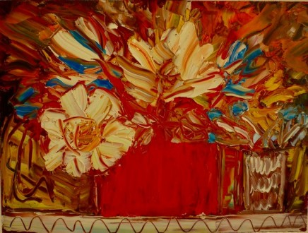 Penny Rees, Two Vases