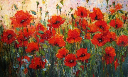 Lana Okiro, Poppy Field
