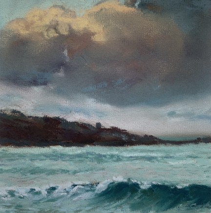 Claire Coskie, Evening Cloud