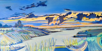 Lesley Munro, Burnham Sunset