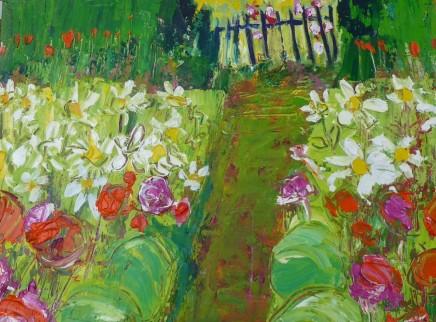 Penny Rees, Garden Path