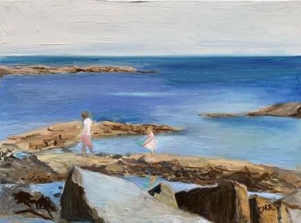 Dorothea Carr, The Girls, Scottish Summer , 2020
