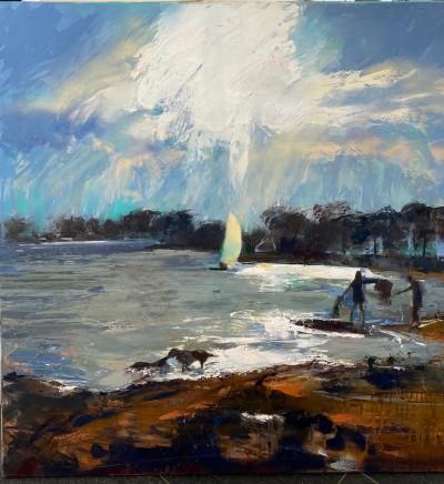 Laura Matthews, Sail Day