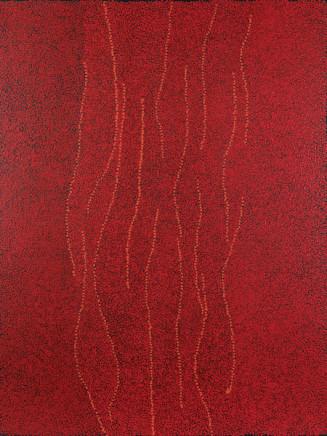 Bess Nungarrayi Price, Untitled, (Mala Country Jukurrpa), 2017