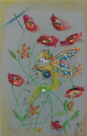 Fay Maddison, The Pollen-Fairy (from the children's picture book series ''Natasha's Wood