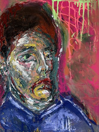 Caleb Slater, Van Gogh's Cousin, 2021