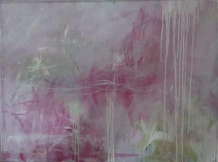 Tracey Levett, Le Jardin Rose, 2020