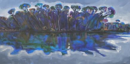 Kate Gradwell, Blue Lagoon, 2019