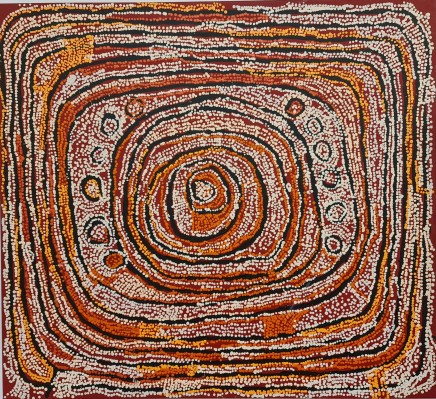 Naata Nungurrayi, Untitled