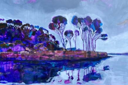 Kate Gradwell, Clarke Island #2, 2020