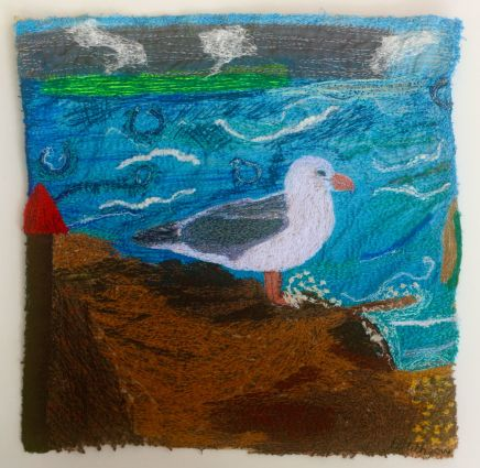 Denise Lithgow, A Seagull's Natural Habitat