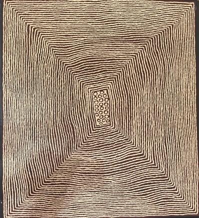 Tatali Napurrula, Untitled , 2019