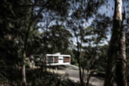 Mark Syke, Rose Seidler House (Blur Series), 2018