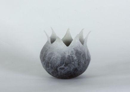 Denise Lithgow, Black/White Flower Pod