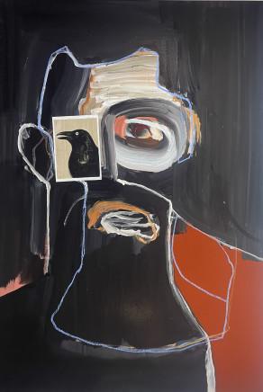 Brendan Kelly, I Was A Crow, 2021